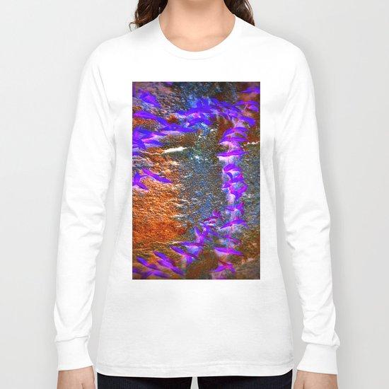 abstract # # #### Long Sleeve T-shirt