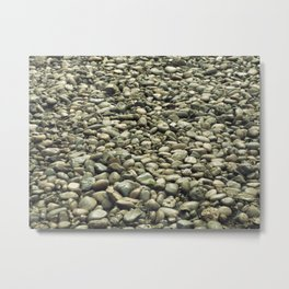 garden of stones Metal Print