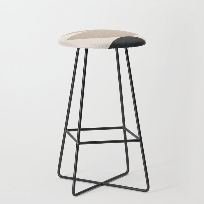 Geometric Modern Art 31 Bar Stool