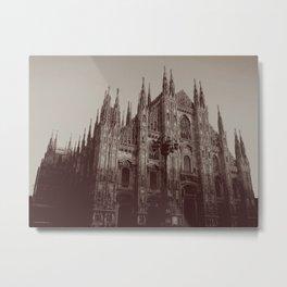 Milan Duomo, Milan Metal Print