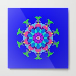 Symphony of Color 1 Metal Print