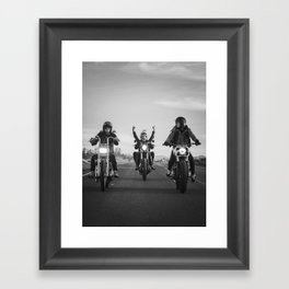 SQUAD Framed Art Print
