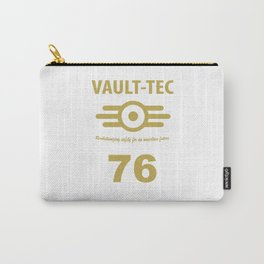 Vault 76 // Fall out design // Gaming Carry-All Pouch