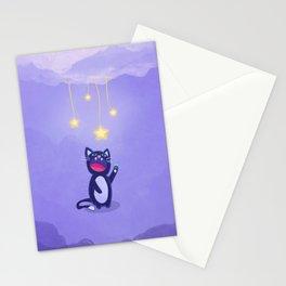 Stars Snack Stationery Cards