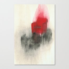 Combustion Canvas Print