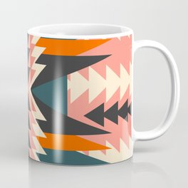 Colorful ethnic decoration Coffee Mug