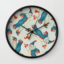 Christopher the Clown Wall Clock