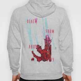 Death From Above 0079 (Zaku) Hoody