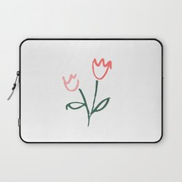 Stems of Roses Laptop Sleeve