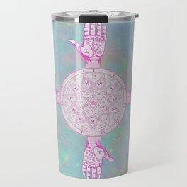 Opal Palms Travel Mug