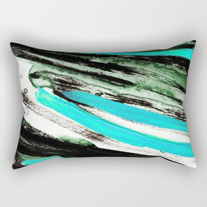 COLD TORNADO Rectangular Pillow