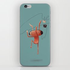 Rabbit Listening iPhone & iPod Skin