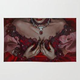 Red Queen pt 1 Rug