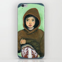 Alive iPhone Skin