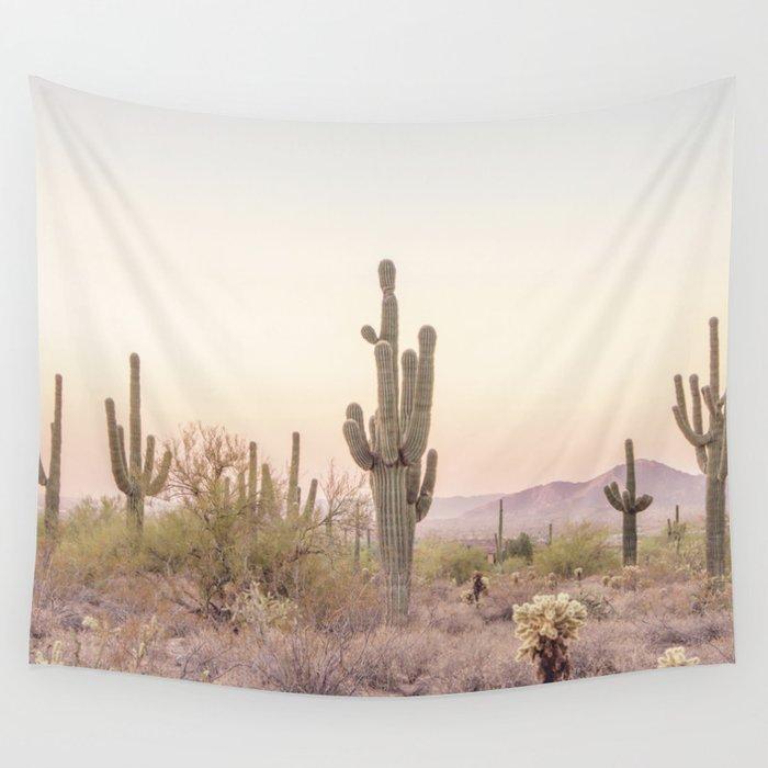 Arizona Desert Wandbehang