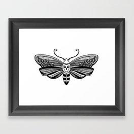 Acherontia Framed Art Print