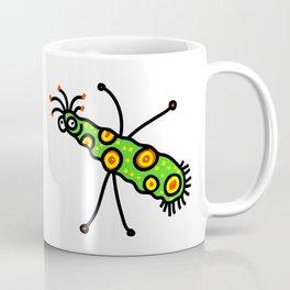 Virus Doodle Coffee Mug