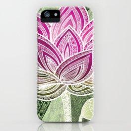 The Lotus Series - Evolve iPhone Case