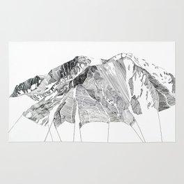 Mount Sopris Rug