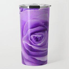 Violet roses Travel Mug