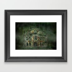 Welcome Home ! Framed Art Print