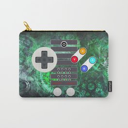 Game Controller Super Steampunk Carry-All Pouch