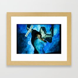 Lost: Projection Series #2 Framed Art Print