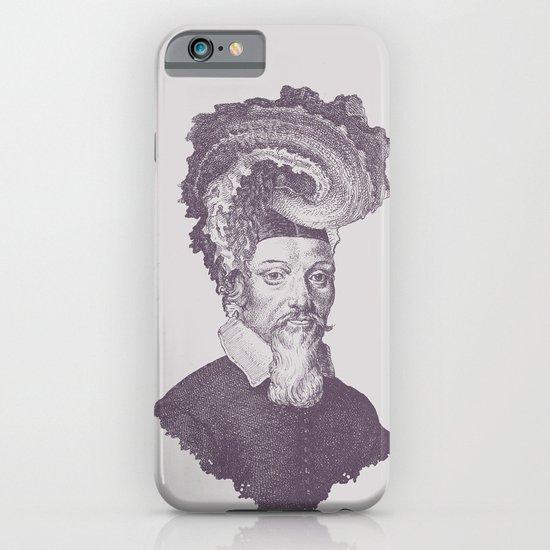 Haute Coiffure  /#8 iPhone & iPod Case