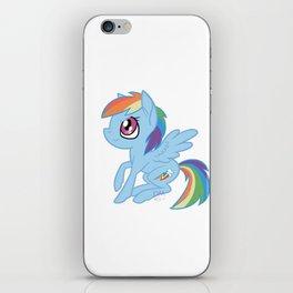 Rainbow Dash Chibi iPhone Skin