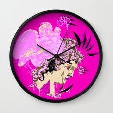 Perseus Wall Clock