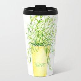 Radiant Rosemary Travel Mug