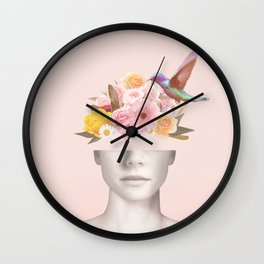 Soft Passion Wall Clock
