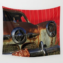 Rusted Studie 1 Wall Tapestry