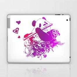 Panda Flute Laptop & iPad Skin
