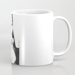 Nun with candle Coffee Mug