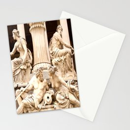 Beautiful Sculptures #decor #society6 Stationery Cards