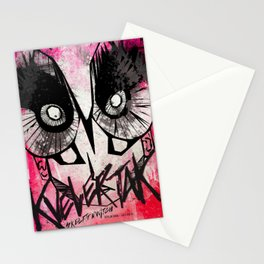 Kvelertak and Skeletonwitch live in Berlin - November 2016 Stationery Cards