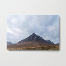 Buachaille Etive Mòr mountain Metal Print