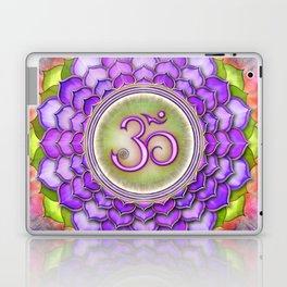 Sahasrara Chakra - Crown Chakra - Series III Laptop & iPad Skin