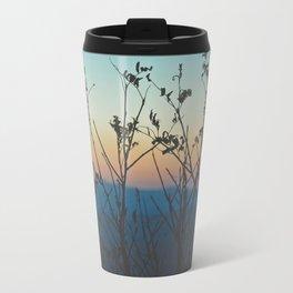 Blue Ridge Mountain Sunset (Asheville, North Carolina) Travel Mug