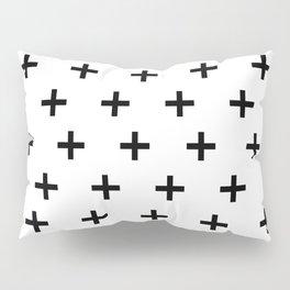 Swiss Cross Pillow Sham
