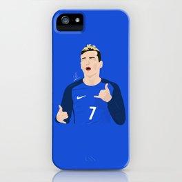 Antoine Griezmann - France iPhone Case