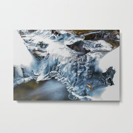 Streaming NH Metal Print
