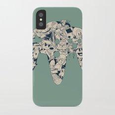 Grown Up Slim Case iPhone X