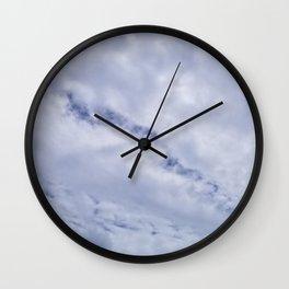 Sky Snake Wall Clock
