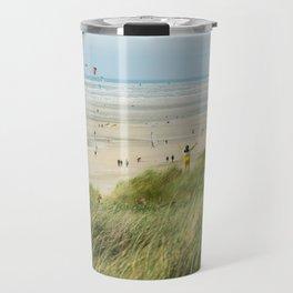 Moment of the beach Travel Mug