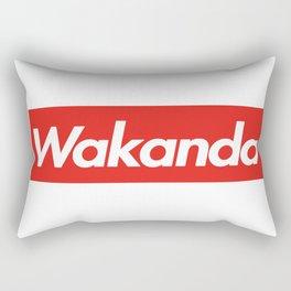 Wakanda Box Logo Rectangular Pillow
