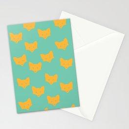 Inner Fox Stationery Cards