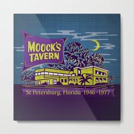 Moock's Tavern Metal Print