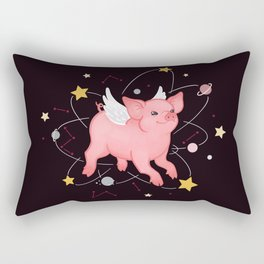 Piggy Year Rectangular Pillow